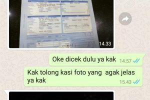 ALHAMDULILLAH BUKTI TRANSFER VIA BANK OLEH MITRA CROSS SELLING NYOPEE WA 082225505500